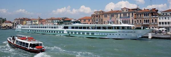 CroisiEurope amplia su flota e introduce nuevas rutas