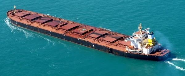 Diana Shipping fleta el buque Myrsini