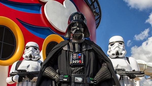Disney Cruise Line aumenta la presencia de Star Wars