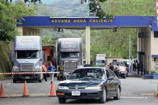 Empresarios guatemaltecos sufren perjuicios por retrasos en aduanas