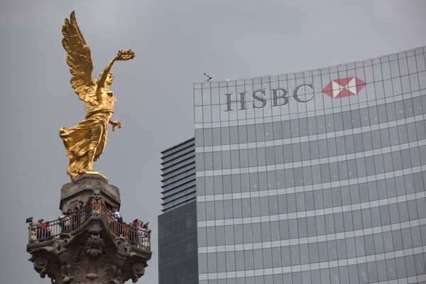 HSBC descarta abandonar Mexico