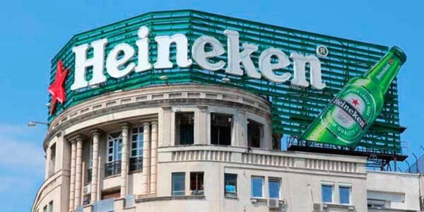 Heineken aumenta su inversion en Mexico