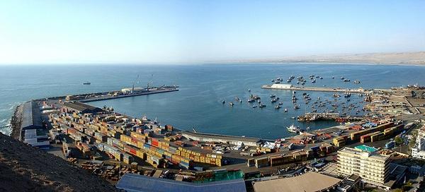 Informe destaca retos de Chile en materia portuaria