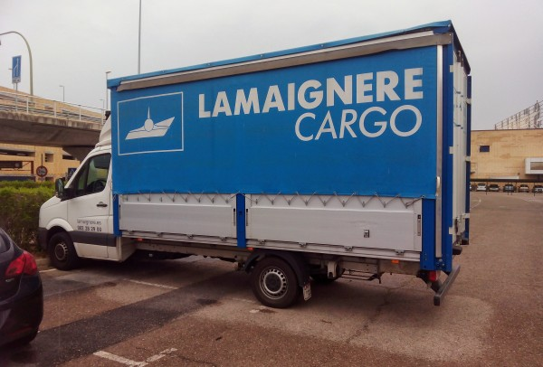 Lamaignere Cargo