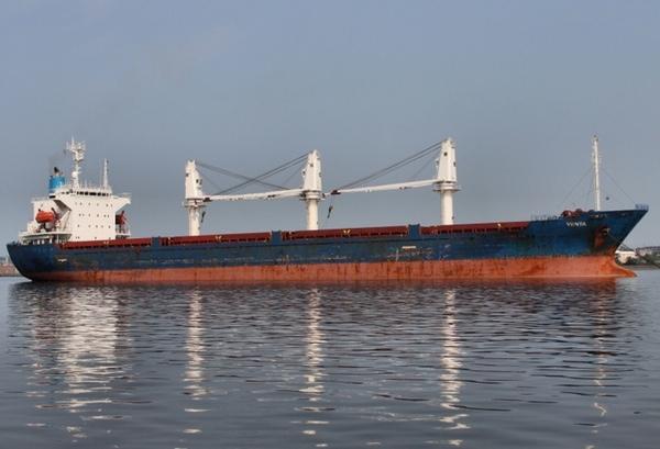 Lituania Shipping Company saca sus buques a subasta