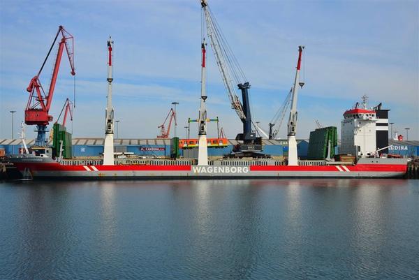 Los puertos mexicanos recibieron menos buques en 2015