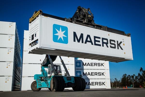 Maersk Line aumenta su negocio de venta de contenedores