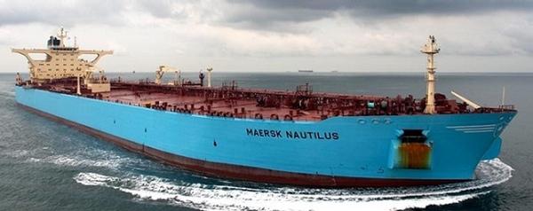 Maersk Tankers realiza pruebas con drones