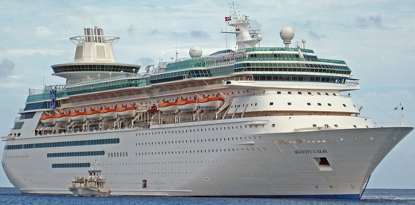 Majesty of the Seas no ofrecera Internet gratis