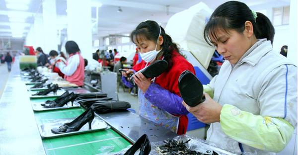Manufacturas descienden en Chile