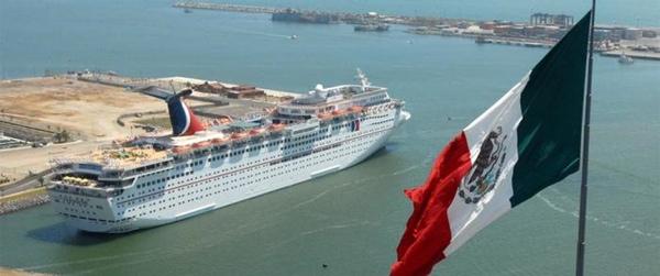 Mexico experimenta semana record de cruceros