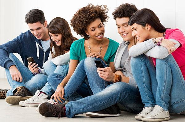Millennials-juntos