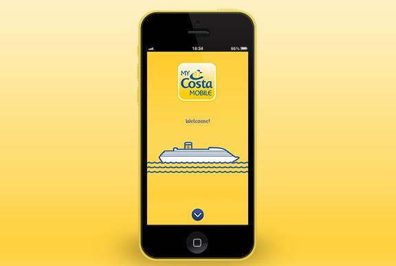 MyCosta-Mobile-app
