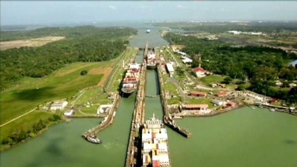 Nicaragua prosigue con la construccion del canal
