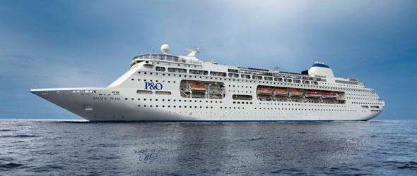 Pacific Pearl va a abandonar la flota de PyO Cruises