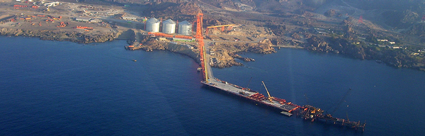 Puerto de Las Losas sigue ganando protagonismo en Atacama