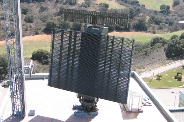 Radar Lanza 3D Largo Alcance