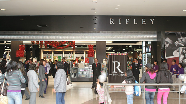 Ripley finaliza sus operaciones en Colombia