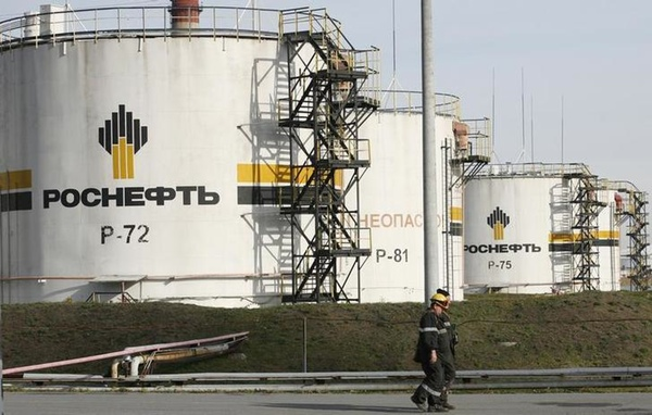Rosneft aumenta su inversion en Venezuela