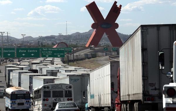 SAT finaliza modernizacion aduana en Zaragoza (Mexico)