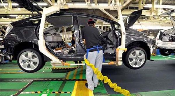Toyota aumenta sus exportaciones desde Venezuela
