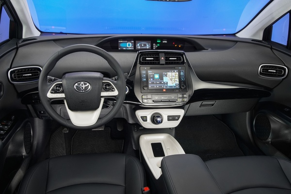 Toyota coloca Prius como el mas vendido en Mexico