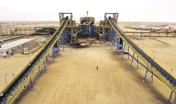 Vale y Fortescue podrian colaborar en el mercado minero