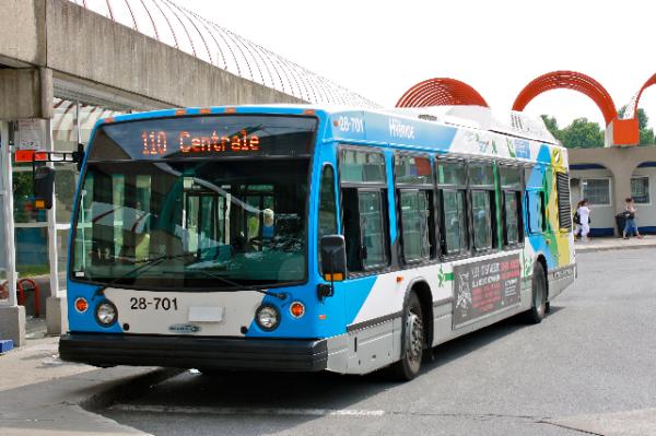 bus canada