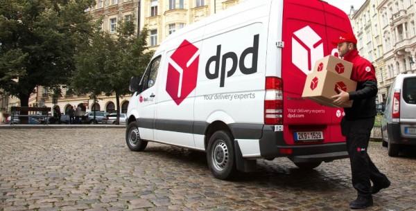 furgoneta DPDGROUP