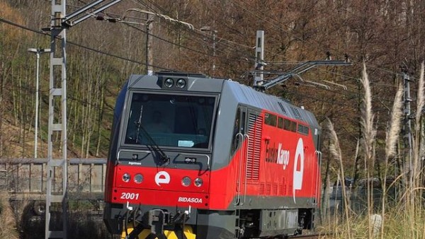 locomotora-Euskotren-Kargo