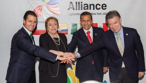 Alianza del Pacifico estrena zona de libre comercio