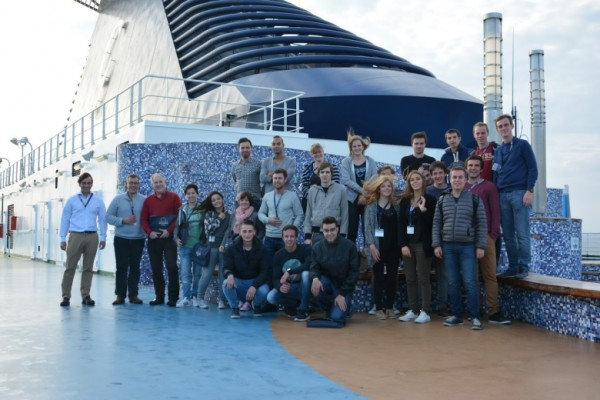 Alumnos de Short Sea Shipping