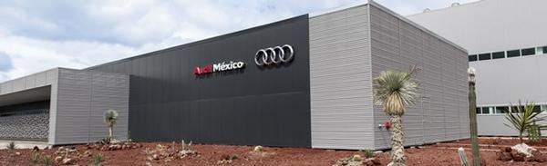 Audi esta lista para empezar a fabricar en Mexico