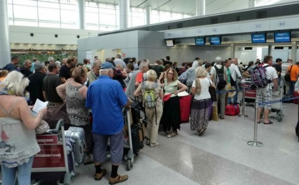 Aumento de quejas en el aeropuerto