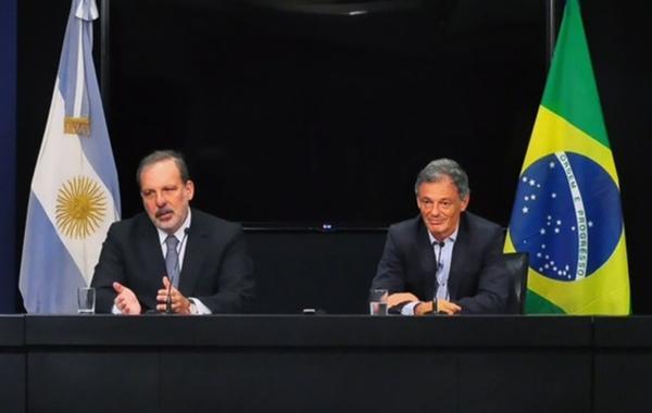 Brasil y Argentina aumentan integracion comercial