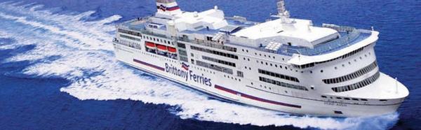 Brittany Ferries renueva sus buques para hacerlos ecologicos