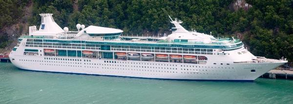 Buque de Royal Caribbean sufre danos por tormenta