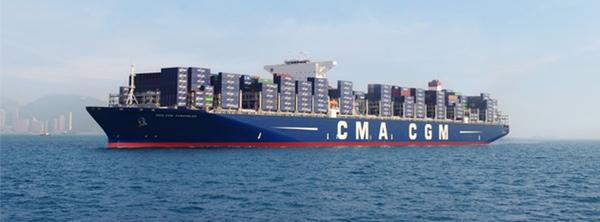 CMA CGM espera el visto bueno de la Union Europea
