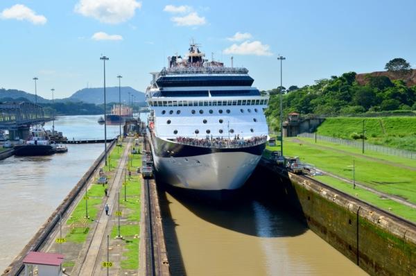 Canal de Panama inicia reservas de transito
