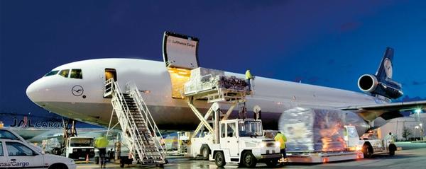 Carga aerea en Mexico podria duplicarse