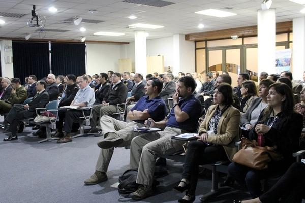 Chile realiza taller sobre cargas radioactivas