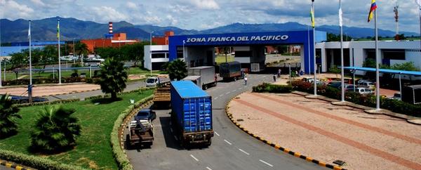 Colombia aumenta exportaciones desde Zonas Francas