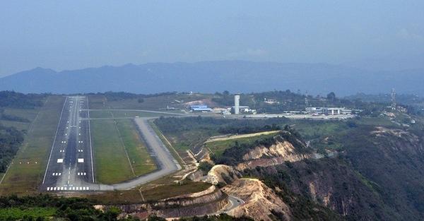 Colombia invierte para mejorar sus aeropuertos