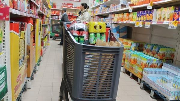 Consumo interno aumenta levemente en Mexico