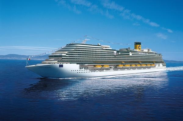 Costa Cruceros lanza promocion para reservas anticipadas