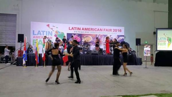 Cuba participa en la Feria Latinoamericana de Singapur