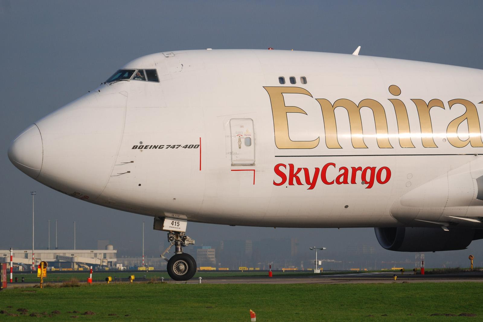 Resultado de imagen para Aerolínea Emirates SkyCargo