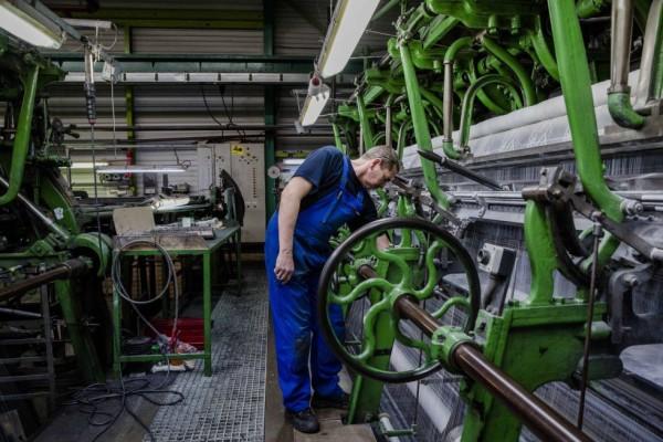 Eurozona mejora su industria