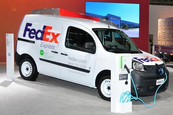FedEx bio