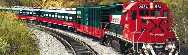 Ferromex y KCSM invierten en el ferrocarril mexicano